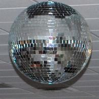 Every Dance Floor Needs a Mirror Ball